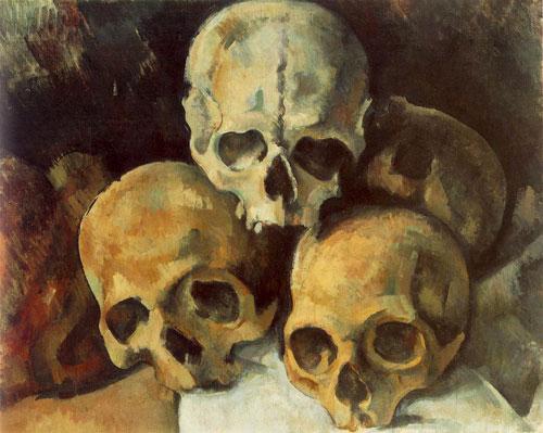 cezanne.pyramid-skulls